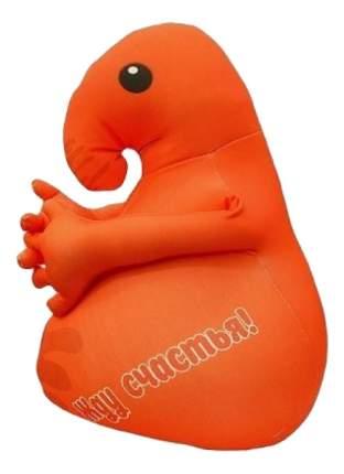 Игрушка-антистресс Оранжевый кот Хочун мини оранжевый