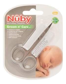 Ножницы детские Nuby Маникюрные