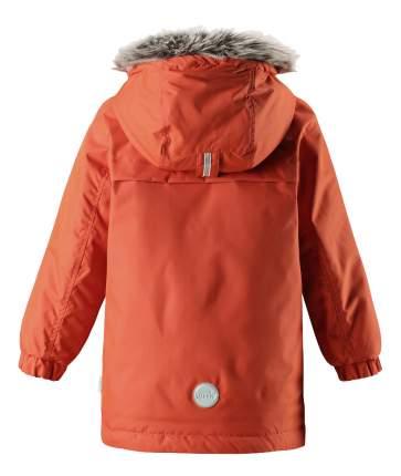 Куртка детская Reima Оранжевая для мальчика р.110