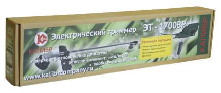 Триммер электрический Калибр ЭТ-1700ВР+ 57668