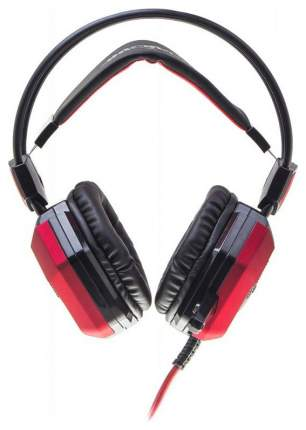 Игровые наушники OKLICK HS-L900G Red/Black