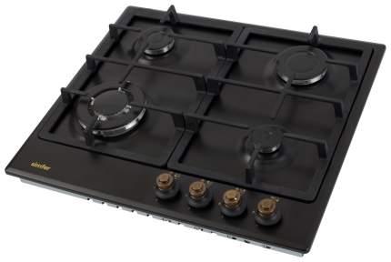 Встраиваемая варочная панель газовая Simfer H60V41L517 Black