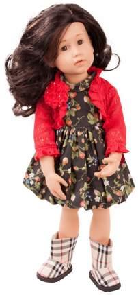 Комплект одежды, стиль Барберри, 5 предметов Gotz 3402848