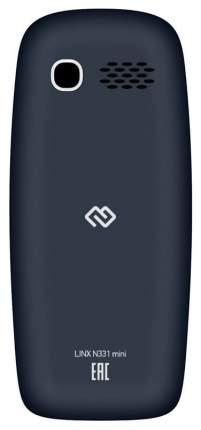 Мобильный телефон Digma Linx N331 mini 2G Темно-синий