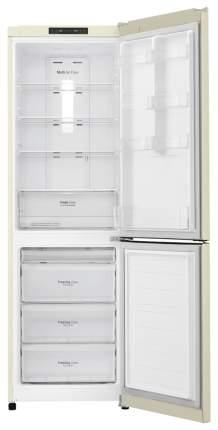 Холодильник LG GA-B419SYJL Beige