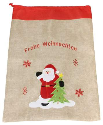 Мешок для подарков Frank «Счастливого Рождества» 06545