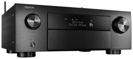 Ресивер Denon Premium 9.2 AVR-X4500H Black AVRX4500HBKE2