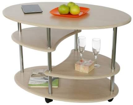 Журнальный стол Калифорния 57х90х60 см, бежевый