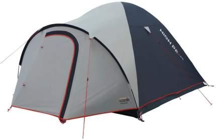 Палатка High Peak Nevada трехместная серая