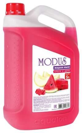 Жидкое крем-мыло MODUS Арбуз и Дыня 5 л
