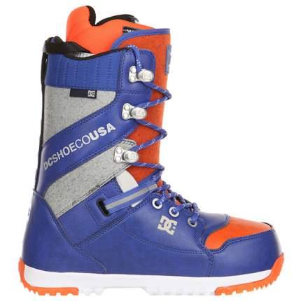 Ботинки для сноуборда DC Mutiny 2019, красные/синие, 27