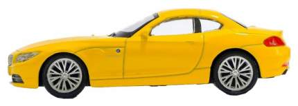 Машина металлическая RMZ City 1:43 BMW Z4 , Цвет Жёлтый