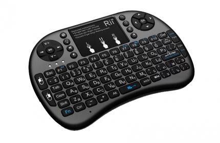 Клавиатура беспроводная Rii mini i8+