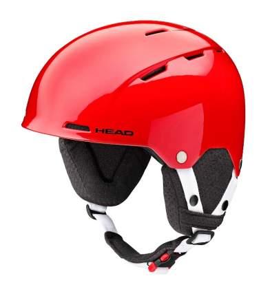 Горнолыжный шлем Head Taylor 2018 red, M/L