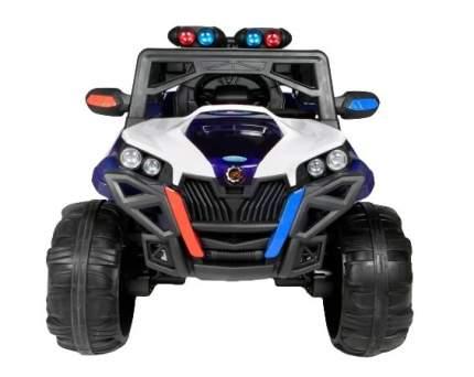 Двухместный электромобиль Barty Buggy  T777MP 4x4, с ЖК монитором и полным приводом, Синий