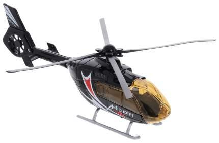 Игровой набор Big Motors Вертолет и машинка