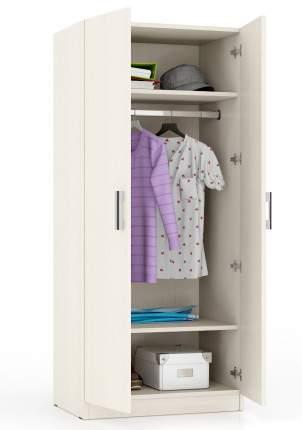 Платяной шкаф Мебельный Двор МД-СК-9Ш 70х45х160, дуб