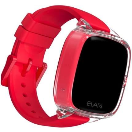 Детские смарт-часы ELARI Kidphone Fresh Red/Red