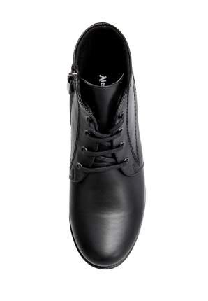 Ботинки женские Alessio Nesca 710018072 черные 40 RU