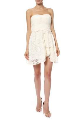 Платье женское Jillstuart 5460627 белое 4 US