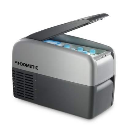 Автохолодильник Dometic CF-16 серый, серебристый