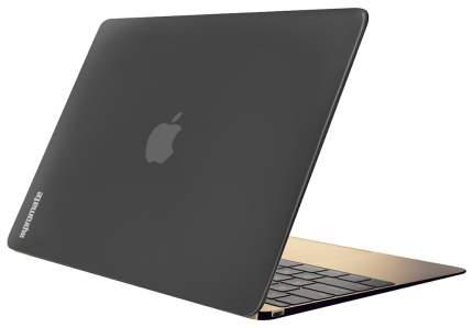 "Чехол для ноутбука 12"" Promate MacShell Black"