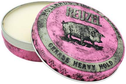 Средство для укладки волос Reuzel Pink Heavy Hold Grease 113 г