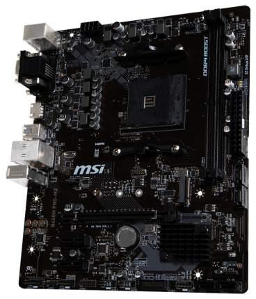 Материнская плата MSI B450M PRO-M2 911-7B84-005