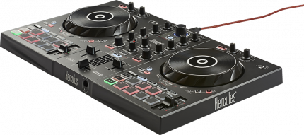 Контроллер для DJ Hercules DJ Control Inpulse 300
