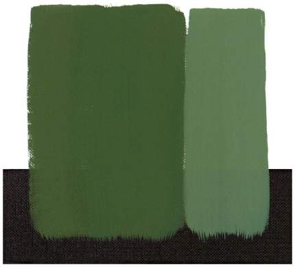 Масляная краска Maimeri Classico оксид хрома зеленый 60 мл