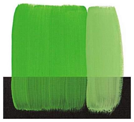 Акриловая краска Maimeri Polycolor 323 зеленый желтоватый 20 мл