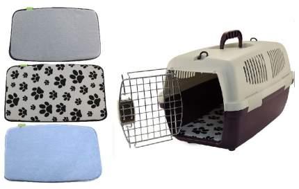 Переноска для домашних животных Triol FS-03, в ассортименте, размер 3, 62х39х38 см