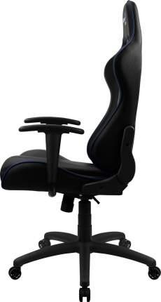 Игровое кресло AeroCool AC110 AIR, черный/синий