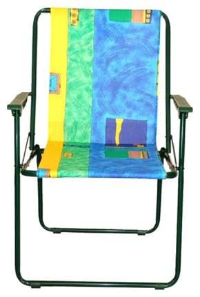 Садовое кресло NoBrand Фольварк 9090 multicolor 55х64х78 см