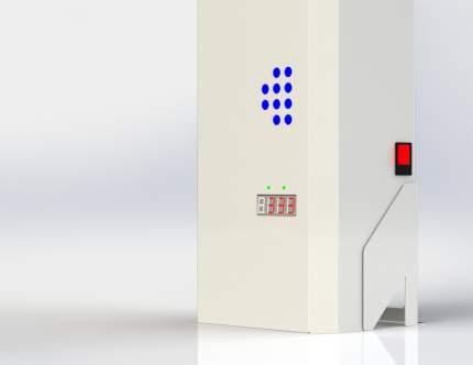 Бактерицидный облучатель- рециркулятор с таймером Chronos 3х15 45Вт белый