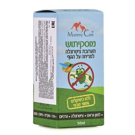 Масло для отпугивания комаров Mommy Care