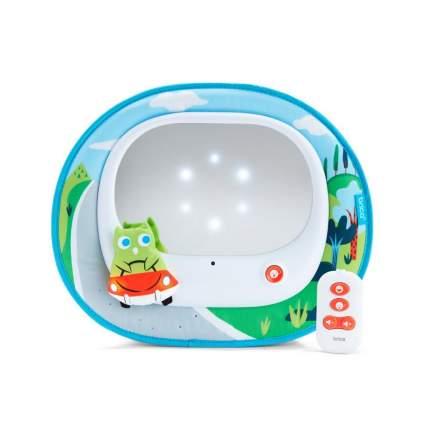 Волшебное зеркало контроля за ребёнком в авто Brica munchkin firefly baby in-sight mirror