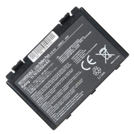 Аккумулятор Rocknparts для ноутбука ASUS K40, K50, K70, F82, X5