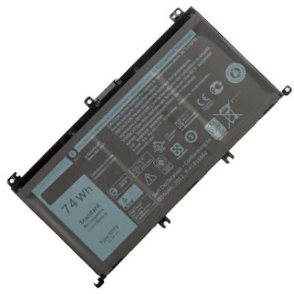 Аккумулятор Rocknparts для ноутбука Dell Inspiron 15-7000, 7559, 7557, 7567, 7759
