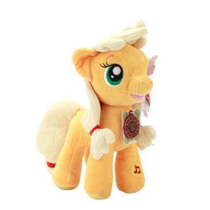 Мягкая игрушка Мульти-Пульти Пони эпплджек My little Pony свет+звук в пак.