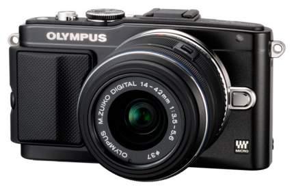 Фотоаппарат системный Olympus Pen E-PL5 Kit Black