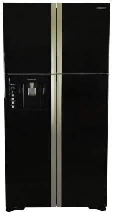 Холодильник Hitachi R-W722 PU1 GBK Black