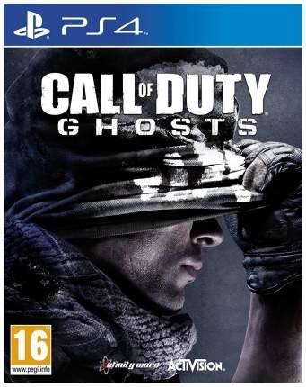 Игра Call Of Duty Ghosts для PlayStation 4