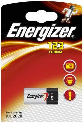Батарейка Energizer CR123 1 шт