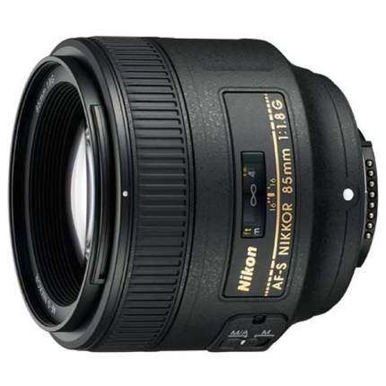 Объектив Nikon AF-S Nikkor 85mm f/1,8G