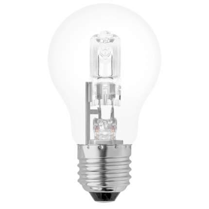 Лампочка Uniel HCL-70/CL/E27pear галогенная