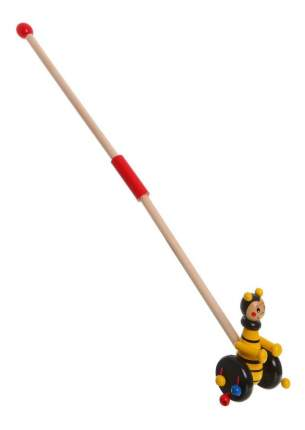 "Каталка с ручкой Bondibon ""Пчелка"""