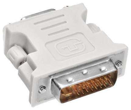Переходник BURO DVI-VGA, M-F White
