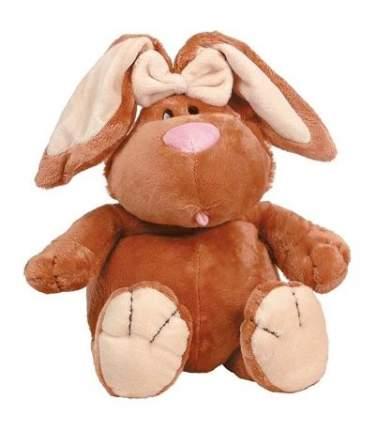 Мягкая игрушка Gulliver Кролик коричневый сидячий, 40 см