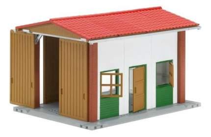 Гараж для транспортных средств Bruder с раздвижными дверьми
